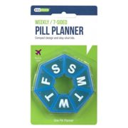 7-Sided Pill Planner Med 1