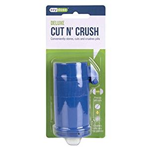 Deluxe Cut N' Crush – Pill Crusher and Pill Cutter Combo-1