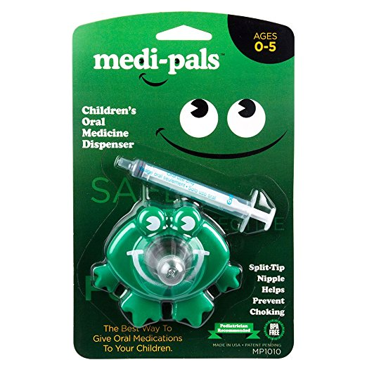 Medi-Pals Infant Oral Syringe-3