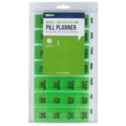 One-Day-At-A-Time Weekly Pill Planner with Pop-Outs (Large) 1