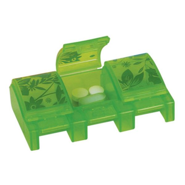 Soft-Touch 3-Compartment Pill Planner (2XL)-1