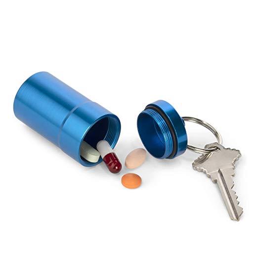Ezy Dose® XL Pill Fob Keychain