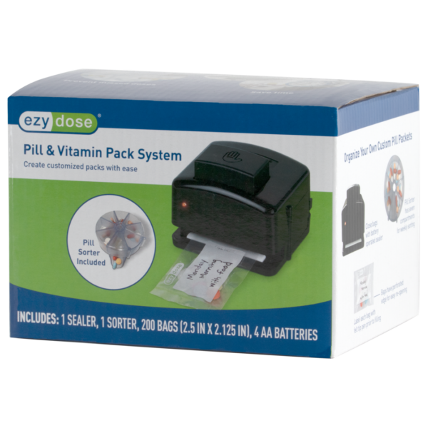 Ezy Dose Pill Suite boxed