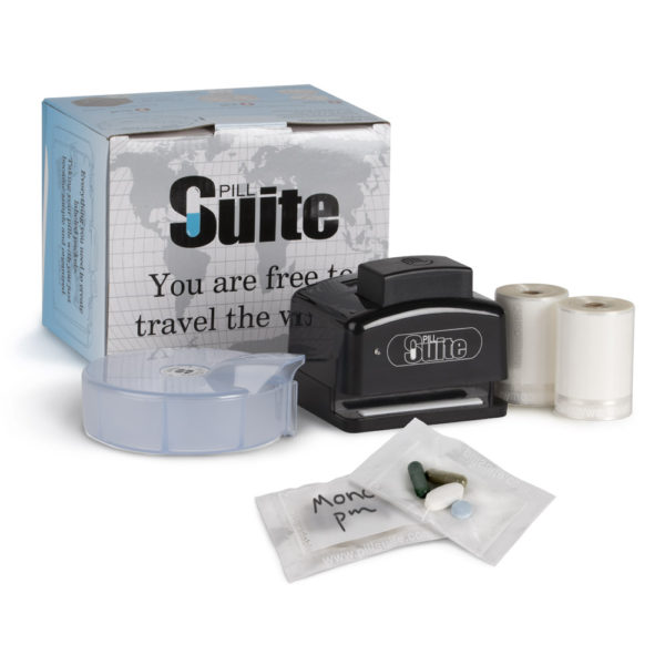 PillSuite Travel Kit
